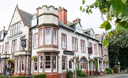 The County Hotel, Lytham St Annes and Innkeeper's Lodge