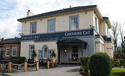 The Cheshire Cat Vintage Inn, Chester and Innkeeper's Lodge