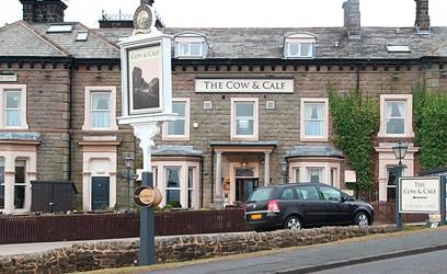 The Cow And Calf Vintage Inn, Ilkley and Innkeeper's Lodge