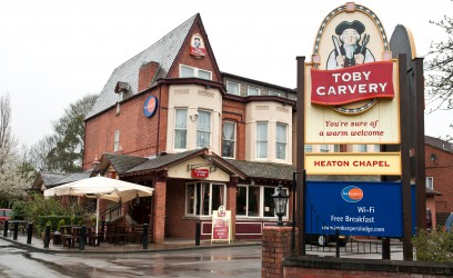 Toby Carvery Heaton Chapel and Innkeeper's Lodge Stockport
