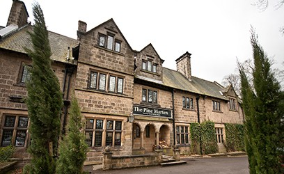 The Pine Marten, Beckwith Knowle, Harrogate West and Innkeeper's Lodge