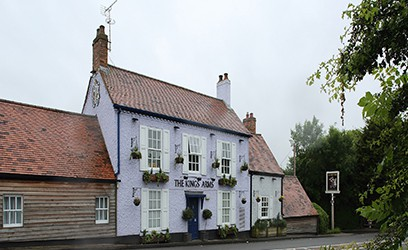 The King's Arms, Knowle, Solihull and Innkeeper's Lodge