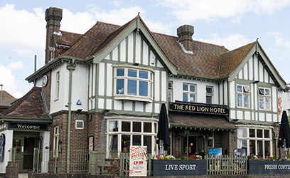 The Red Lion Cosham and Innkeeper's Lodge Portsmouth