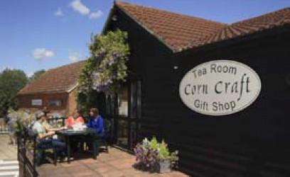 Corn Craft Gift Shop and Tea Room