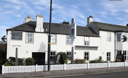 Balloch House Vintage Inn, Loch Lomond and Innkeeper's Lodge