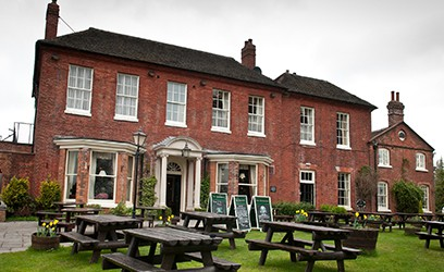 The Hedgehog Vintage Inn, Lichfield and Innkeeper's Lodge