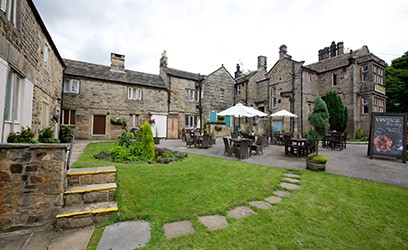 The Fox House Vintage Inn, Hathersage and Innkeeper's Lodge