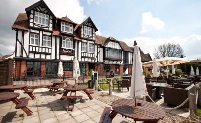 The Swan Crown Carvery, Birmingham and Innkeeper's Lodge