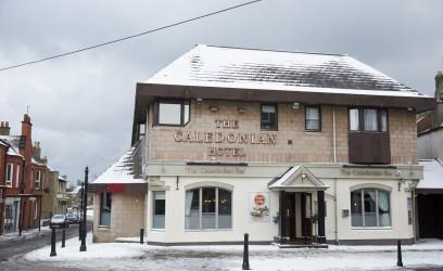 Caledonian Hotel - Leven