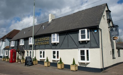 Toby Carvery Exeter, Middlemoor and Innkeeper's Lodge