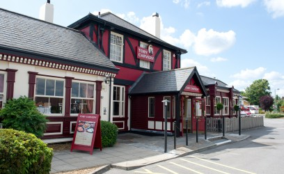Toby Carvery Old Windsor and Innkeeper's Lodge