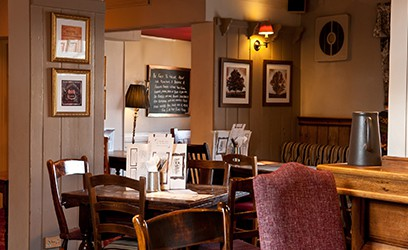 The King's Head Vintage Inn, Stratford-upon-Avon and Innkeeper's Lodge