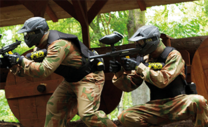 Countrywide Paintball - Plymouth