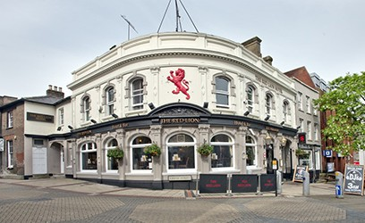 The Red Lion Hotel (Stonegate)