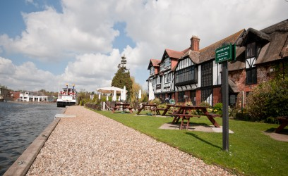 The Swan, Horning and Innkeeper's Lodge Norfolk Broads