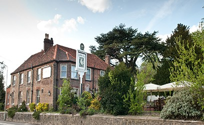 The Colney Fox Vintage Inn, St Albans and Innkeeper's Lodge