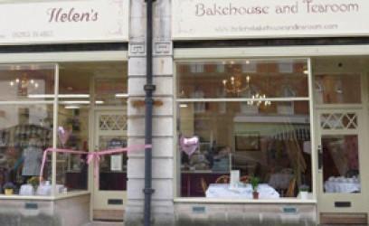 Helen's Bakehouse and Tearoom