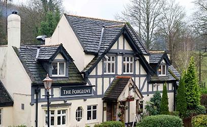 The Foxglove Vintage Inn, Huddersfield and Innkeeper's Lodge