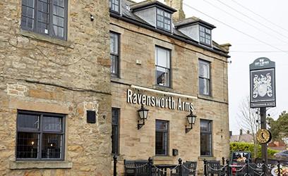 Ravensworth Arms Hotel