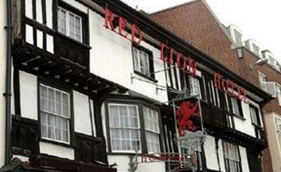Brook Red Lion Hotel - Colchester