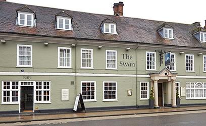 Swan Hotel (Alton)