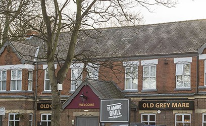 Old Grey Mare Hotel
