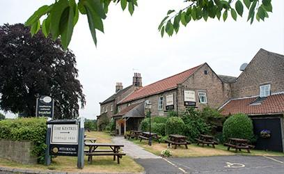 The Kestrel Vintage Inn, Harrogate East and Innkeeper's Lodge
