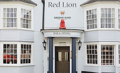 Red Lion Hotel (Fareham)