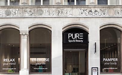 PURE Spa London - Mark Lane