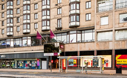 Mercure Edinburgh City Princes Street Hotel - Scott's on Princes Street